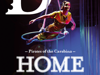 HOME - Pirates of the Carabina's NEW production at Brighton Dome